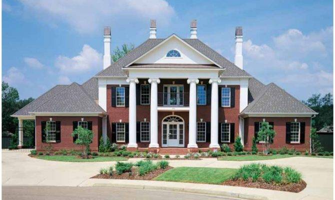 Neoclassical Revival Architecture Architectural Features