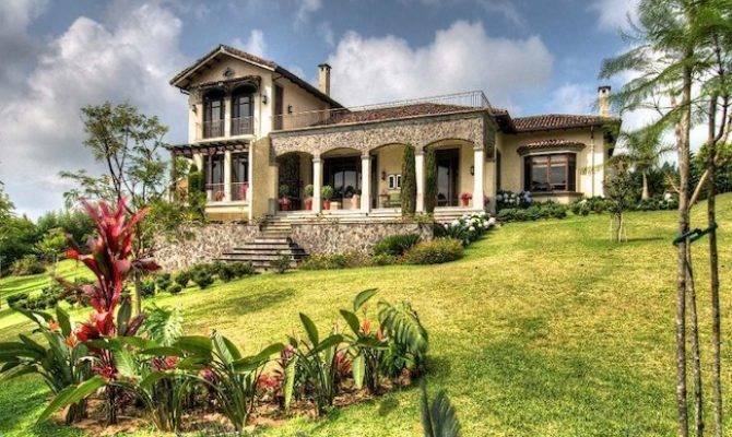 Neoclassical Revival Estate