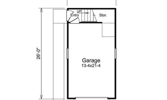 Nestor Woods Car Garage Plans