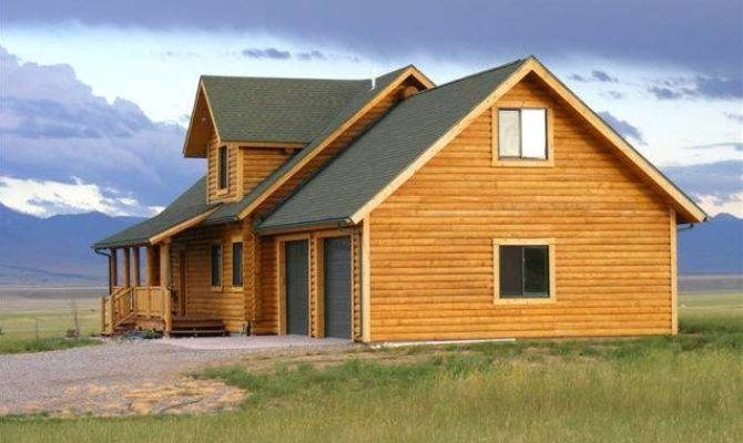 Nevada City Plan Cowboy Log Homes