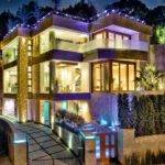 Never Shortage Luxurious Mansions Three Story Work