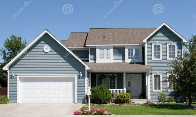 New American Home Photos