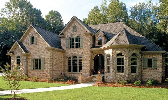 New American House Plans Designs Builderhouseplans