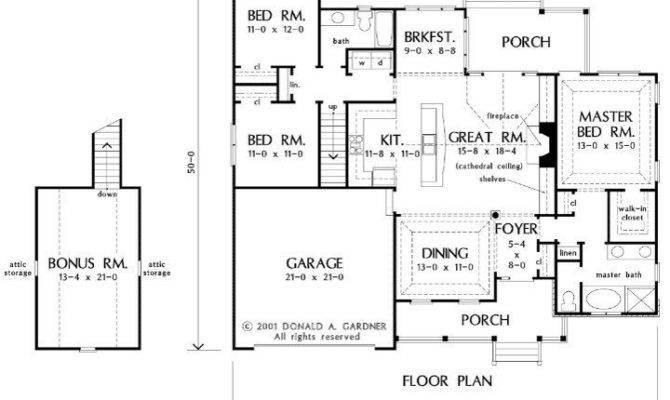 New Bedroom House Plans Bonus Room Home