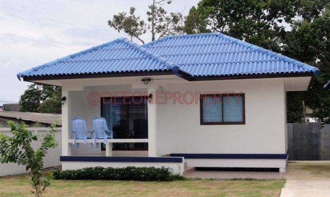 New Bedroom House Rent Kai Bae Koh Chang