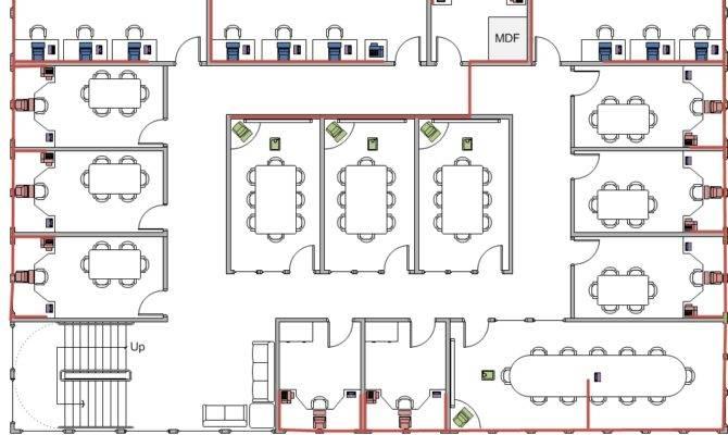 New Building Network Design Whitepaper Blackpool