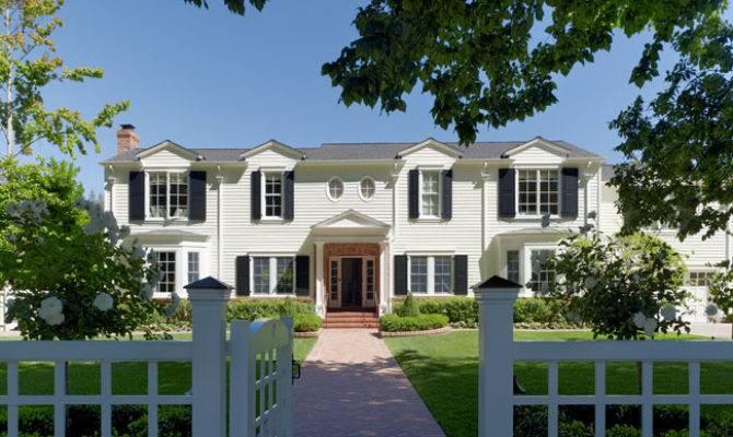 New Classic American Home Design Idesignarch Interior