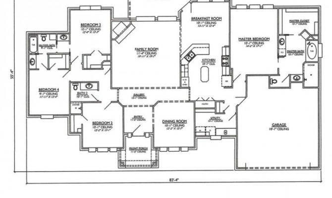 New Construction Floor Plans Gurus