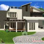 New Contemporary Mix Modern Home Designs Kerala Design