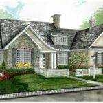 New Cottage Houses House Floorplans