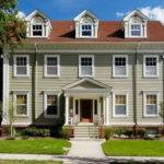 New England Colonial House Plans Classic