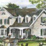 New England Cottage House Plan Design Plans