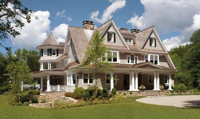 New England House Styles Home Design Style
