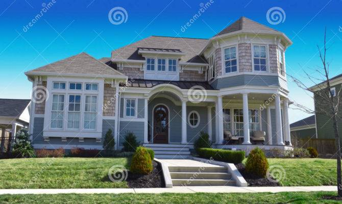 New England Style Cape Cod Dream Home