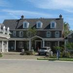 New England Style Houses Group Tag