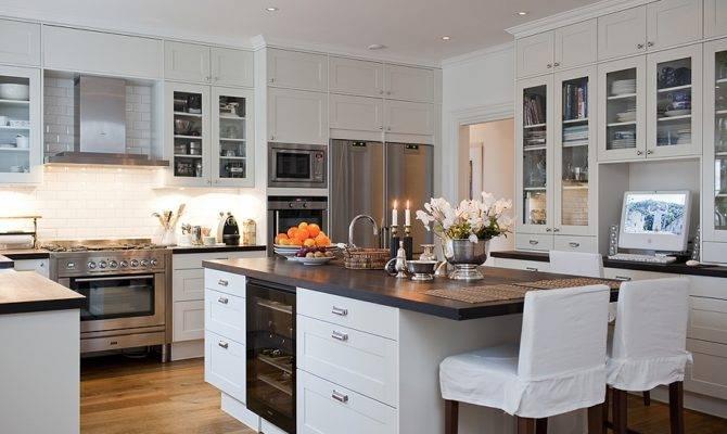New England Style Kitchen
