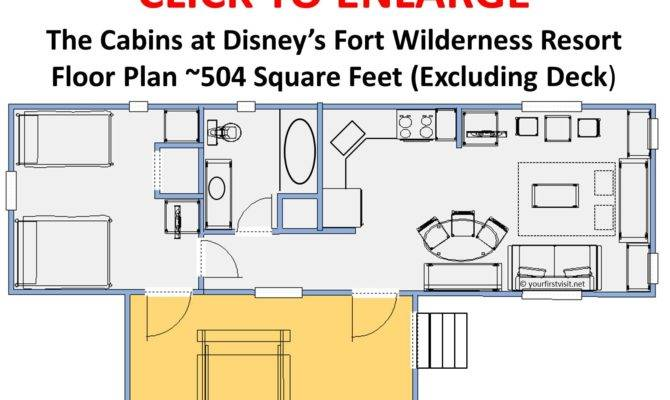 New Floor Plan Cabins Dis Disney Discussion Forums