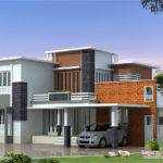 New Home Design Feet Modern Contemporary Villa