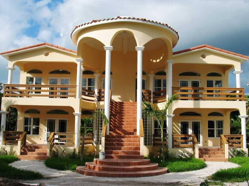 Modern Dream Homes Exterior