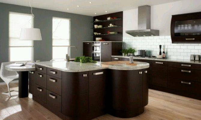 New Home Designs Latest Modern Kitchen Cabinet Ideas