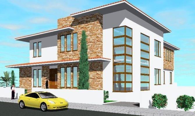 New Home Designs Latest Modern Mediterranean Exterior Design
