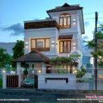 New House Design Kerala Home Floor Plans