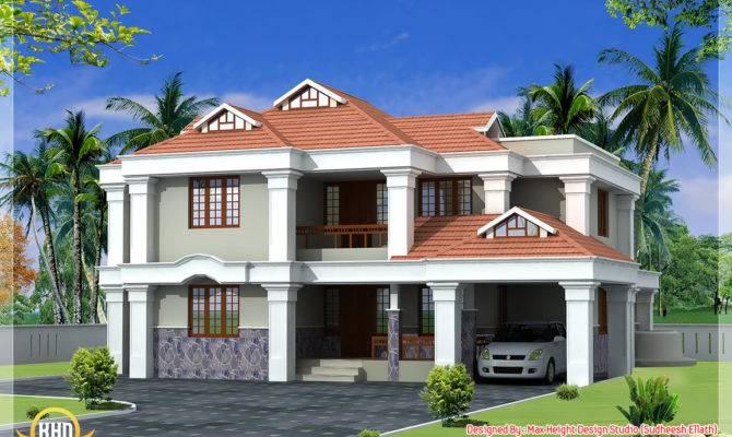 New House Plan Elevation
