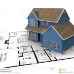 New House Plans Illustration