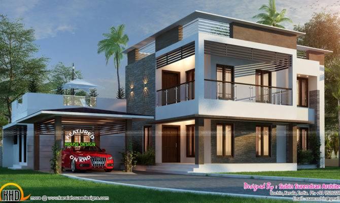 New House Plans Kerala