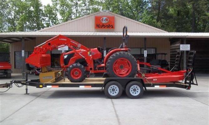 New Kubota Hst Tractor Package Steen Enterprises