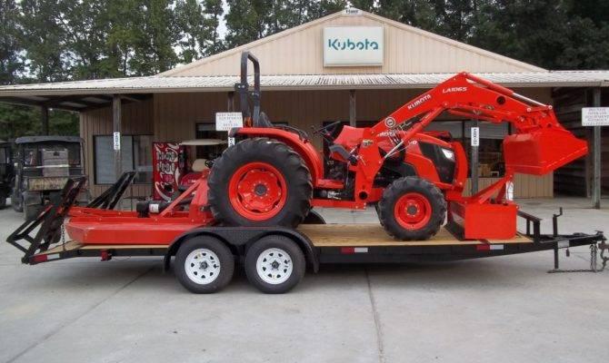 New Kubota Tractor Package Steen Enterprises