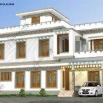 New Model House Plan Kerala Designs