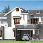 New Model Kerala House Plans Models