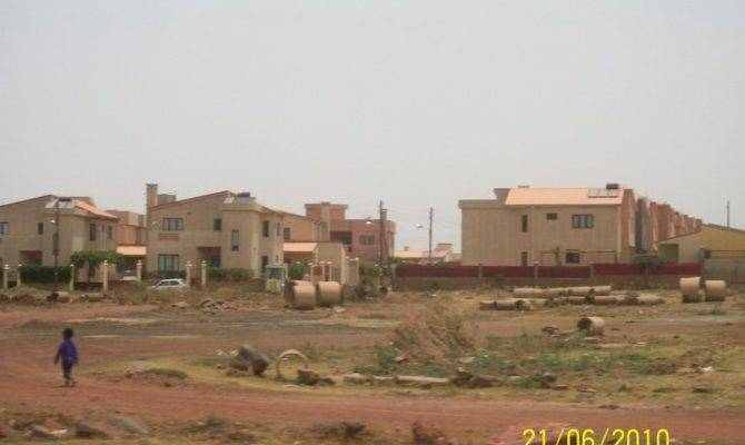 New Modern Homes Near Sembel Asmara