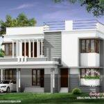New Modern House Architecture Kerala Home Design