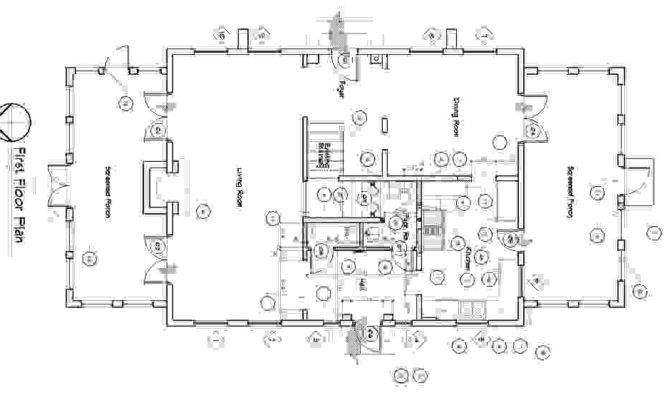 New Old House Floor Plans