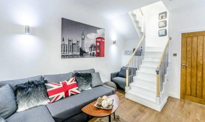New One Bedroom Townhouse Sale Plaistow East London