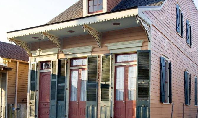 New Orleans Houses Creole Cottage Gonola