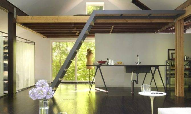 New Pioneers Architect One Room House