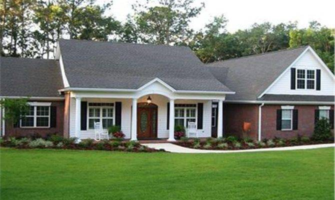 New Ranch Style House Plans Inspirational Colonial