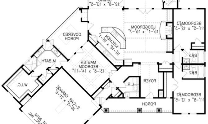 New Tiny House Plans Cottage