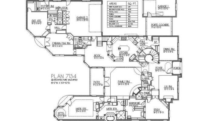 New Tudor Floor Plan Dream House Pinterest