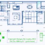 New Underground Home Design Floor Plan Designed Bedrooms