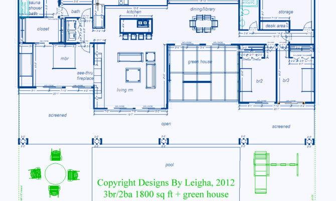 New Underground Home Design Floor Plan Designed Bedrooms