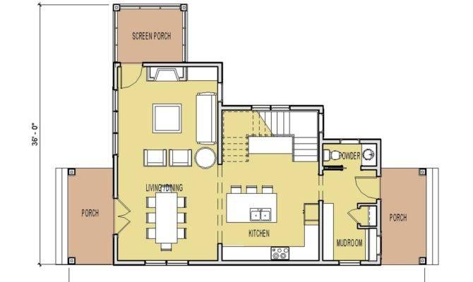 New Unique Small House Plan Home Interior Design Ideas