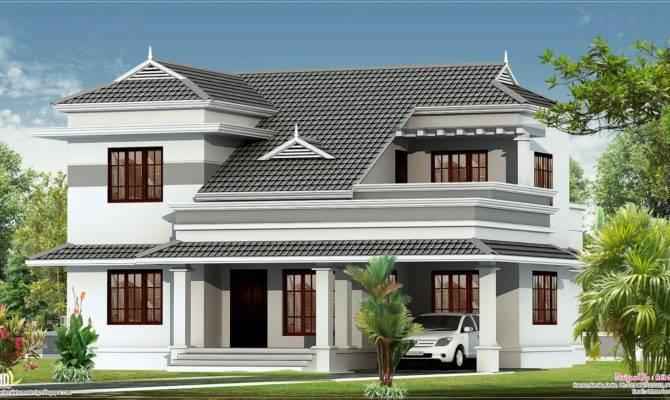 New Villa Design Feet Kerala Home