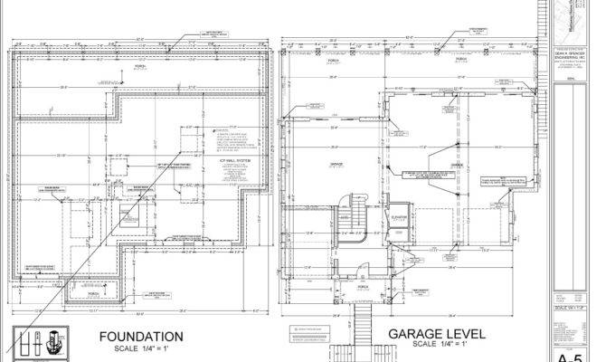 Newman Rodgers Construction Floor Plan