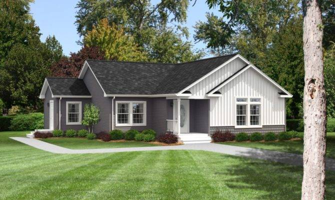News Commodore Homes Pinecrest Modular Ranch