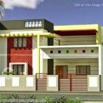 Nice Bhk Flat Roof House