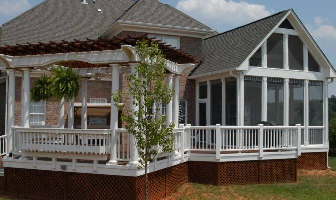 Nice Covered Deck Ideas Latest Home Decor